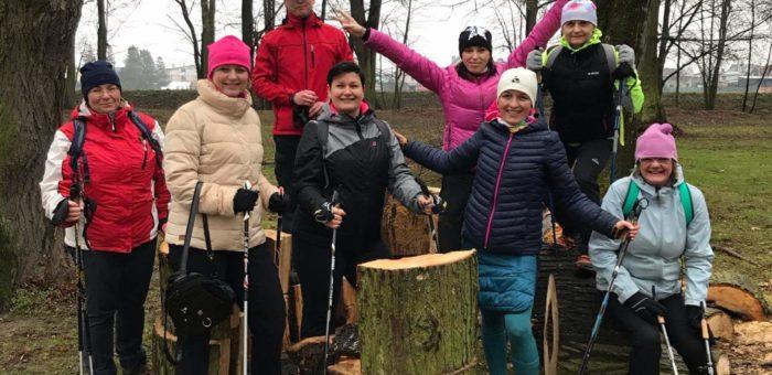 Sezóna Nordic Walking   začala 3.2.2019             Kravaře – Opava